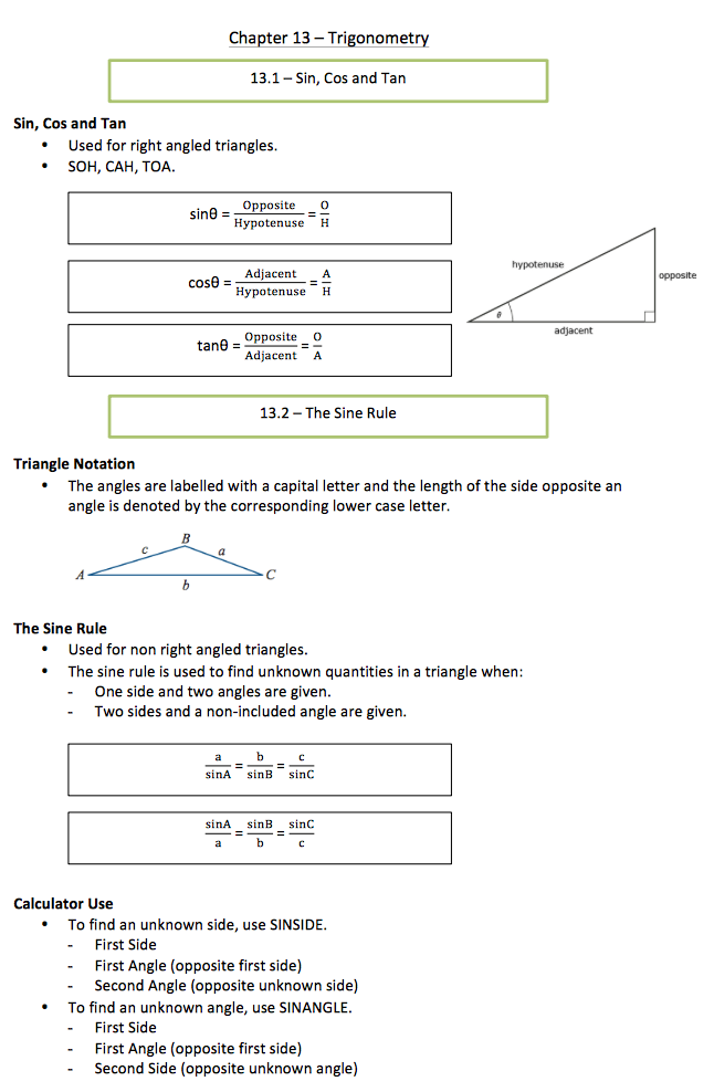 further maths reference Further maths bound referencepdf free download here vce exam advice for class of 2014 further maths  .