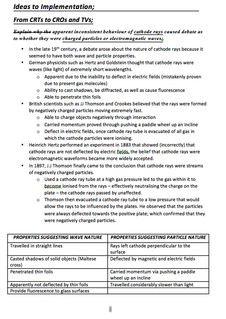 year 11 physics syllabus dot points Vincent studied with chalkwall from year  chemistry and biology classes incorporate a comprehensive explanation of syllabus dot points,  year 11 physics year.